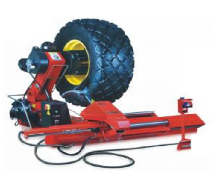 Jumbo Tyre Changer